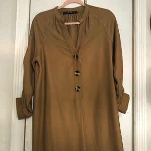 Soft and confortable shirt Dress/tunic